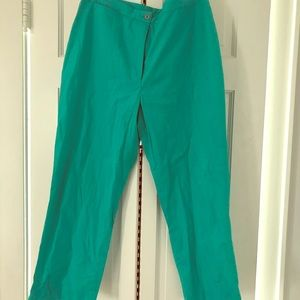 Lilly Pulitzer Teal pants